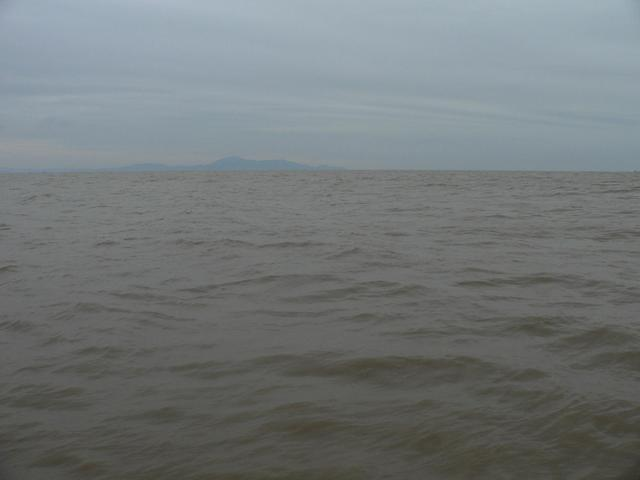 Looking south towards Niyu Island