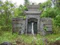#4: Distinctive Tujia minority nationality grave by the side of the road