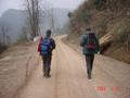 #9: Walking the road to the Confluence Point