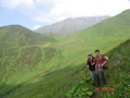 #9: During the upper Part of the Hike through open Grassland