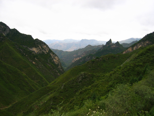 Typical Landscape in Wǔdū County