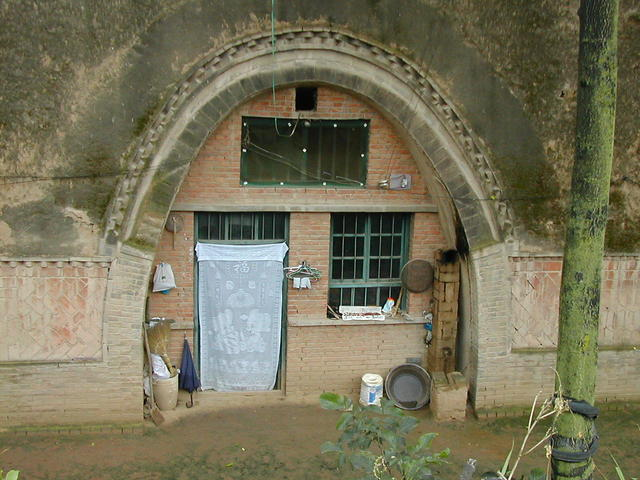 Another cave house in Shaanix near the confluence