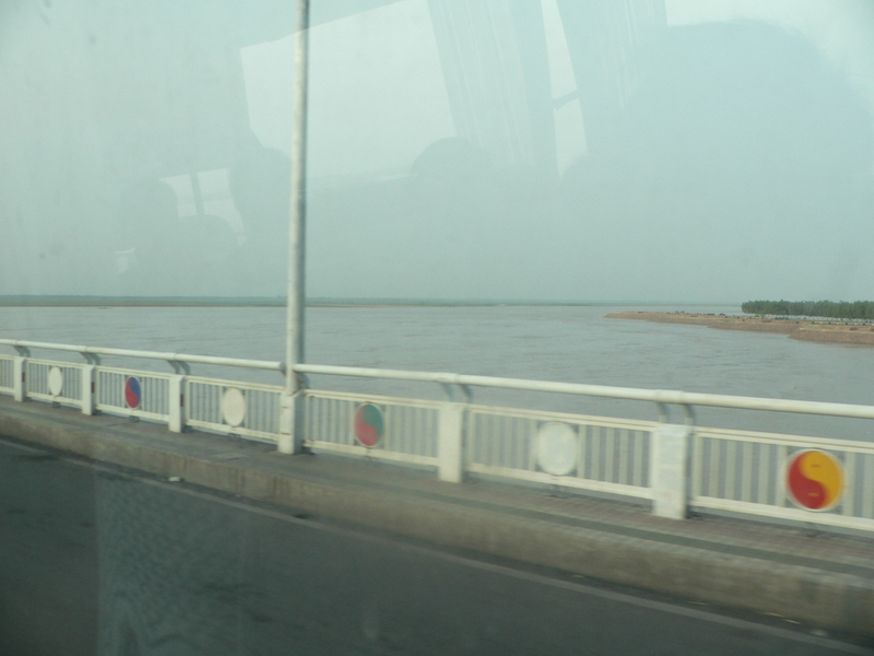 Crossing the Yellow River