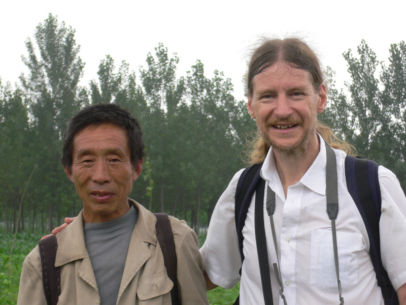 Mr Yáng and Targ