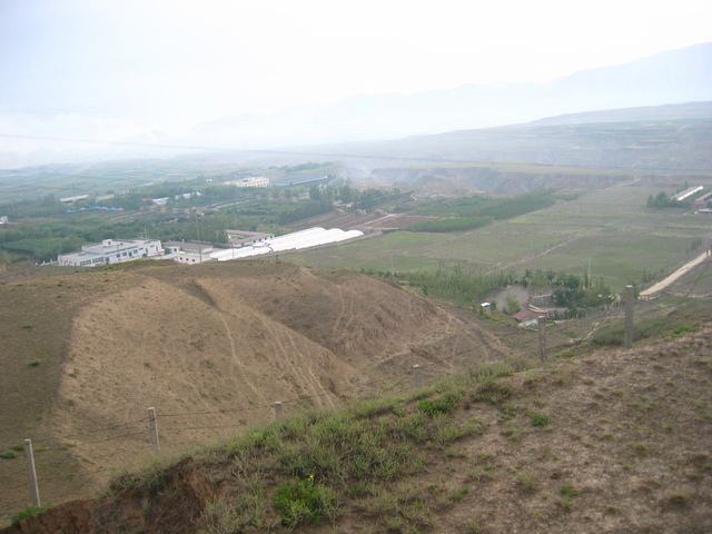 The Confluence from 60m Distance