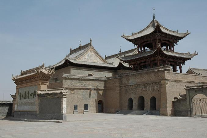 The great mosque of Tong Xin