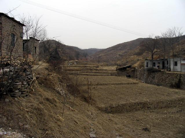 village near the CP