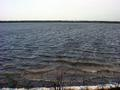 #4: Looking directly east across the lake toward the confluence from 30.00.000N 116.59.720E