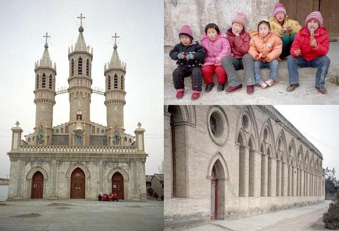 109国道边的教堂 / 天真的孩子们 / The Church on Highway 109 / Innocent children