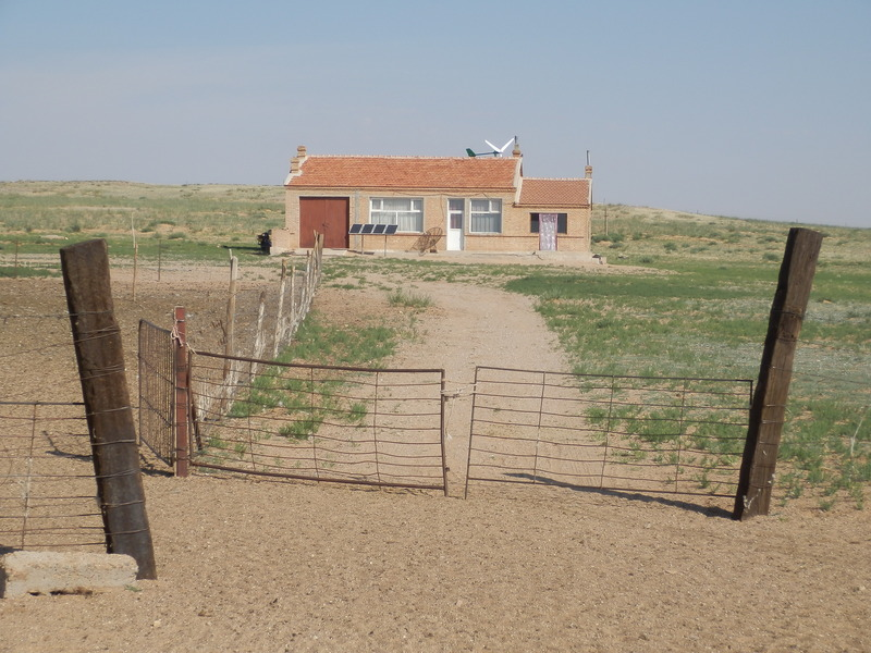 Nearest Farmhouse