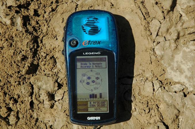 GPS and ground zeros