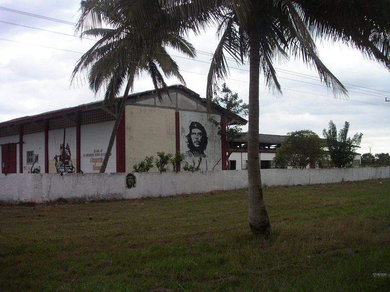 Che lives on in Cuba