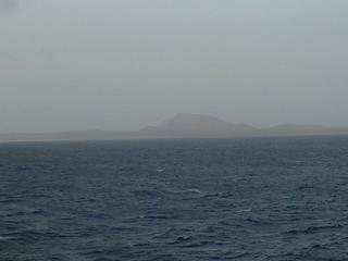 #1: Ilha da Boa Vista with Pico Estância seen from the Confluence