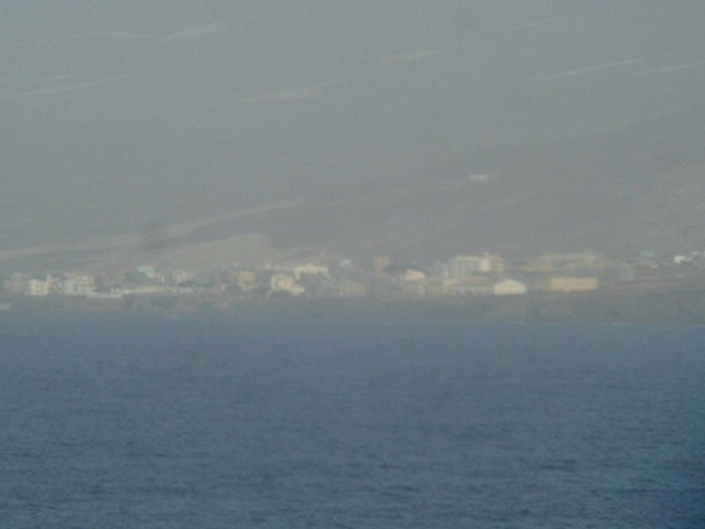 Porto Novo seen from the Confluence
