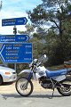 #3: The signboard to Kannavia, about 6 kilometres from the confluence