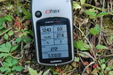 #6: GPS reading at CP50N 14E