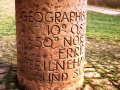 #3: Inscription on monument