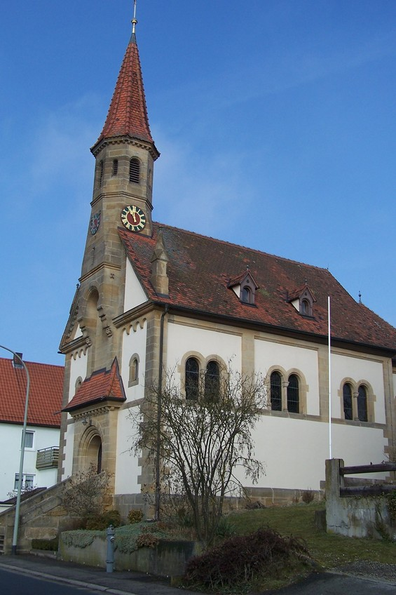 Church in Windischletten