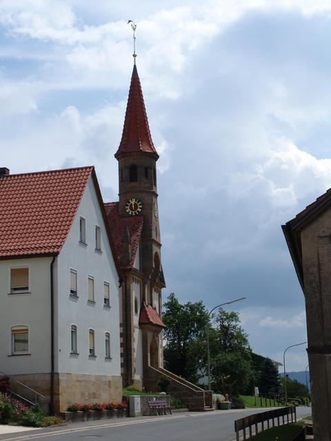 church of Windischletten