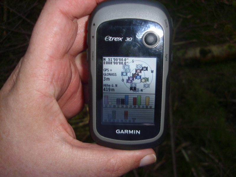 The GPS Device