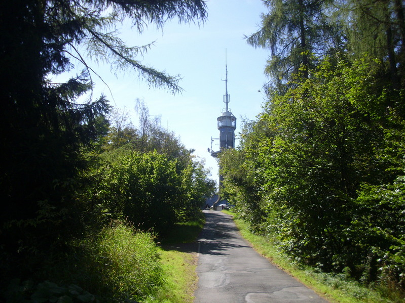 Tower at the Kindelsberg