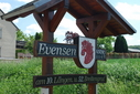 #10: Village sign with CP