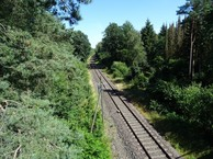 #8: Railway line crossed on the way to the CP