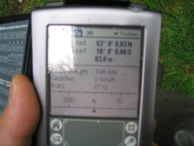 GPS-Display