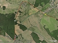#8: My track on the satellite image (© Google Earth 2008)