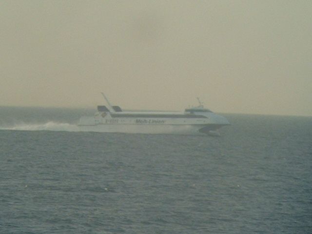 """Hurtigfæren"", High Speed Ferries"