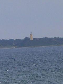 #1: Lighthouse of Sejerø Island