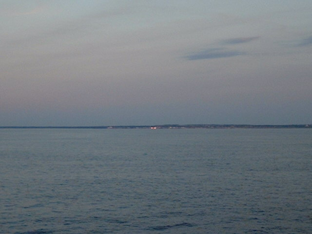 Hirtshals from the confluence