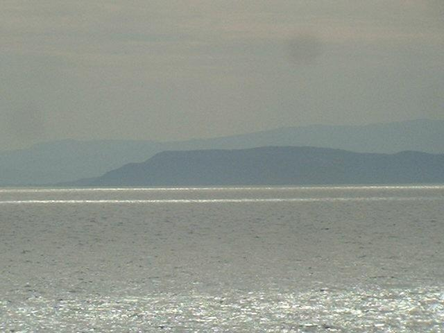 Cap Rosa seen from the Confluence