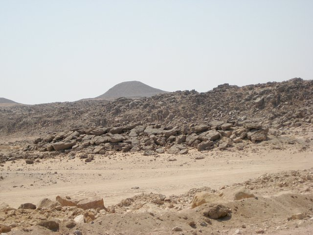 Desert hills near the Confluence