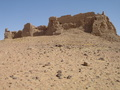 #8: A view of the Roman temple fort, Qasr al-Ġuwayta