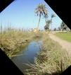 #7: The ditch was too wide to be jumped over!  : )