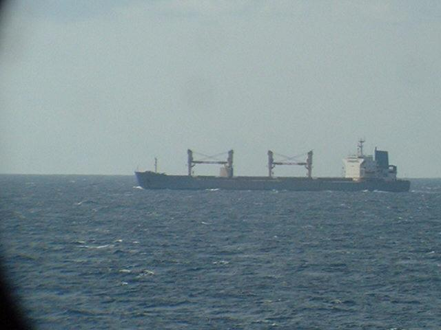"""Handysize"" bulk carrier"