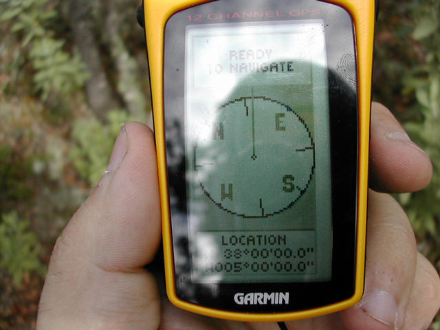 GPS Confirms it. II