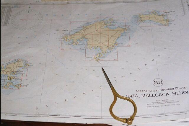 Nautic Map