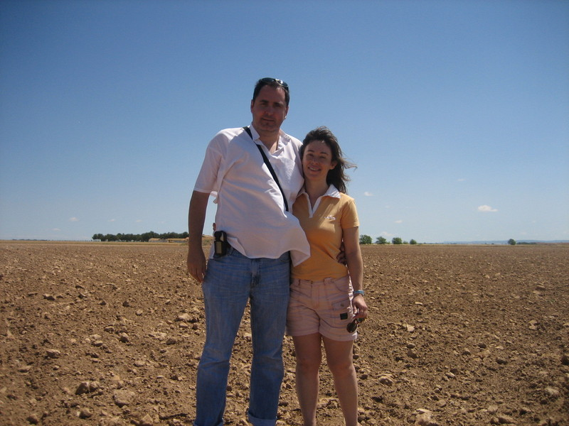En el campo / In the field