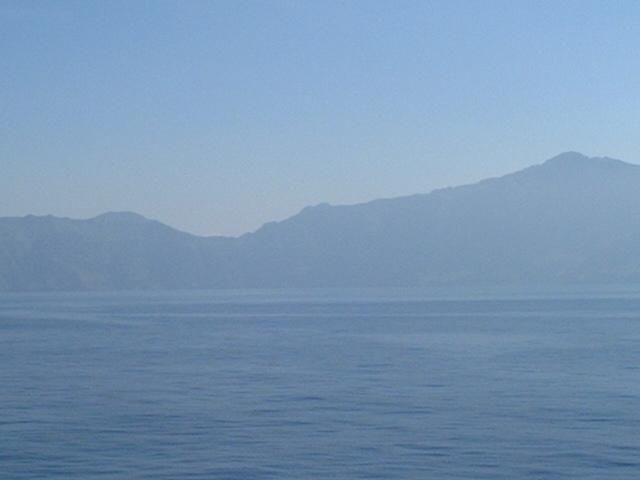 Island of Mallorca from the confluence