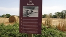 #8: Info post about the village Anyells
