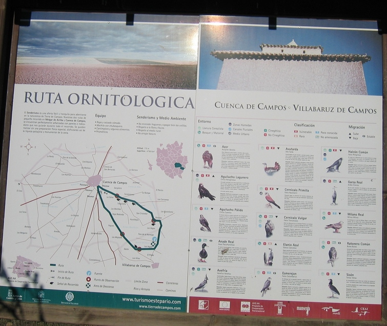 Ornithological Trail