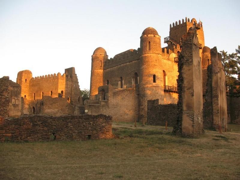 Castle at Gonder