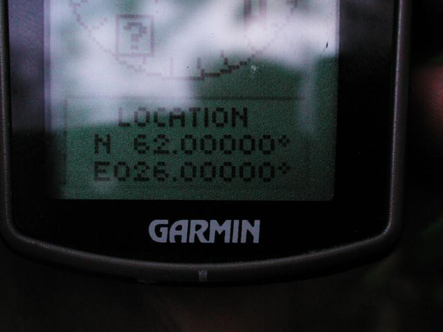 Closer image of the GPS