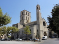 #11: The FORCALQUIER roman cathedral (XIII century)