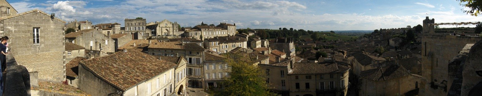 Another Saint Emilion panoramic view