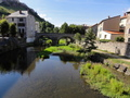 #7: Old bridge in Saint Flour