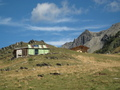 #9: Old & new mountain cabins