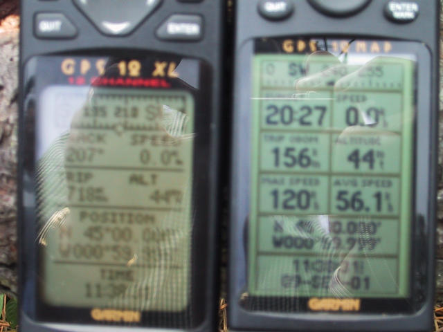 a nice couple of GPS